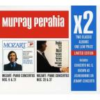 X2 (Mozart: Concertos For Piano & Orch
