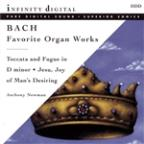Bach: Favorite Organ Works
