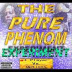 Pure Phenom Experiment
