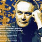 Colin Matthews: Landscape; Cello Concerto No. 1; Hidden Variables; etc.