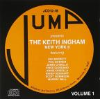Keith Ingham New York 9, Vol. 1