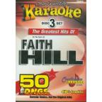 Karaoke: Faith Hill