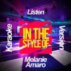 Listen (In The Style Of Melanie Amaro) [karaoke Version] - Single