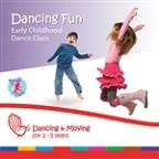 Dancing Fun: Early Childhood Dance Class