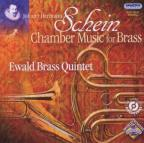 Johann Hermann Schein: Chamber Music for Brass