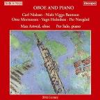Oboe and Piano - Nielsen, Bentzon, et al / Artved, Salo