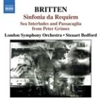 Britten: Sinfonia da Requiem; Sea Interludes and Passacaglia from Peter Grimes