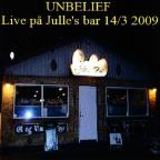 Live At Julle's Bar 2009