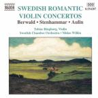 Swedish Romantic Violin Concertos