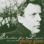 Philip Glass: Etudes for Piano, Vol. 1, No. 1 - 10