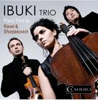 Piano Trios by Ravel & Shostakovich