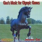 Gao's Music for Olympic Games