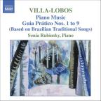Villa-Lobos: Piano Music