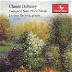 Claude Debussy: Complete Solo Piano Music