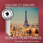 Encore Et Encore: Songs From France