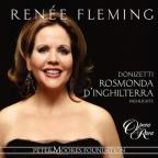 Renee Fleming sings Rosmonda d'Inghilterra