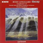 Langgaard: Symphonies no 6-8 / Dausgaard, Danish National SO