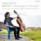 Britten: Cello Symphony; Cello Sonata
