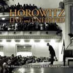 Horowitz Live and Unedited
