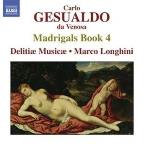 Carlo Gesualdo: Madrigals, Book 4