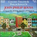 Sousa: Concert, Theater & Parlor Songs / Guyer, Wilson, Buck