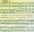 C.P.E. Bach: The Complete Keyboard Concertos, Vol. 12