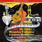 Music Of Cuba - Rumba Cubana / Recordings 1944 - 1947