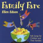 Family Fare: Folk Songs for Children and Their Families