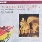 Splendour of Spain- Antología de la Zarzuela / Markevitch