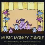 Music Monkey Jungle Party