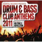 Hospital Records Drum & Bass Club Anthems 2011