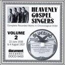 Heavenly Gospel Singers, Vol. 2