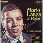 Mario Lanza On Radio