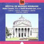 Recital Of Rumanian Music For Flute A
