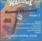 Karaoke: Kenny Chesney 3