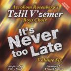 Vol. 6 - It's Never Too Late