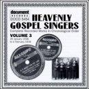 Heavenly Gospel Singers, Vol. 3 (1938 - 1939)