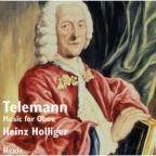 Telemann: Music for Oboe