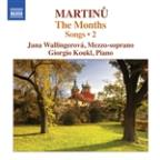 Martinu: Songs, Vol. 2