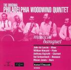 Original Philadelphia Woodwind Quintet - Encores