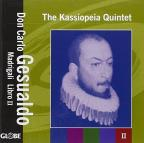 Don Carlo Gesualdo: The Madrigali Libro 2