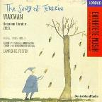 Franz Waxman: The Song Of Terezin; Eric Zeisl: Requiem Ebraico