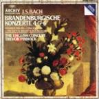 Bach: Brandenburg Concertos 4-6 / Pinnock, English Concert