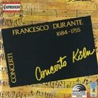 Durante, F.: Concertos For Strings Nos. 1-6 (Concerto Cologne)