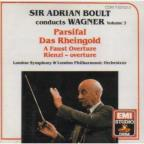 Boult Conducts Wagner Vol. 3