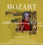 Mozart 250th Anniversary Edition: Operas III