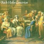 Bach: Violin Concertos / Mackintosh, Wallfisch, King