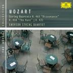 "Mozart: String quartets K. 465 ""Dissonance"", K. 458 ""The Hunt"" & K. 421"