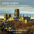 John Garth: Six Concertos for Violoncello
