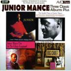 Three Classic Albums Plus: Junior/The Soulful Piano of Junior Mance/At the Village Vanguard/Big Chief!